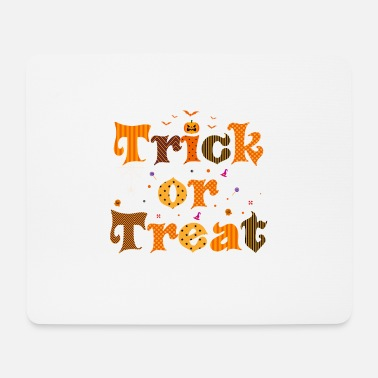 Trick or Treat - Mouse Pad