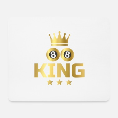 Pool King - Mouse Pad