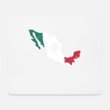 Central America Mexico Mexico City Central America Gift - Mouse Pad