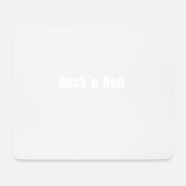 Rocknroll Rock`n`Roll - Mousepad