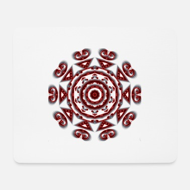 Abstract Abstract - Mouse Pad