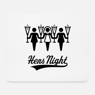 Hen Night Hens Night - Mousepad