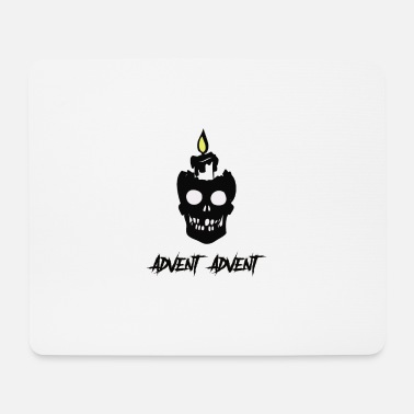 Advent advent advent - Mousepad