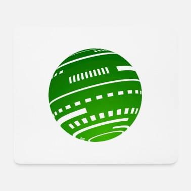 Cyber Ball - Mousepad
