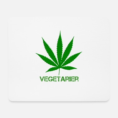 cannabis - Mouse Pad