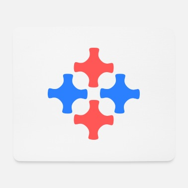 Geometry geometry - Mouse Pad
