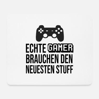 Techie Gamer techie saying gift idea - Mouse Pad
