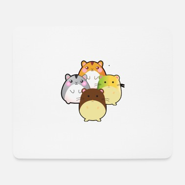 Pigmente pigment kaninchen domestikation schweinefell hase - Mousepad