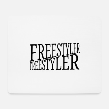 Freestyle freestyler - Tapis de souris
