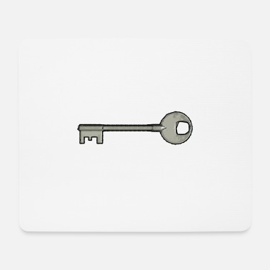 Key Key key - Mouse Pad