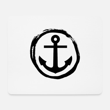 Anchor Anchor - Anchor - Sea - Mouse Pad