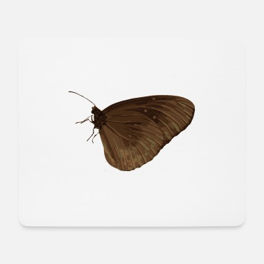 Biology butterfly - Mouse Pad
