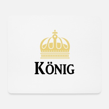 Partnerlook Partnerlook König - Mousepad