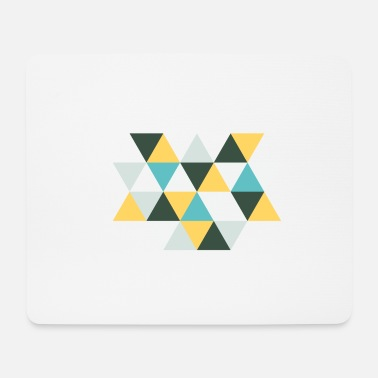 triangles - Tapis de souris