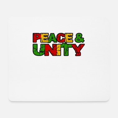 Peace & Unity Design - Mouse Pad