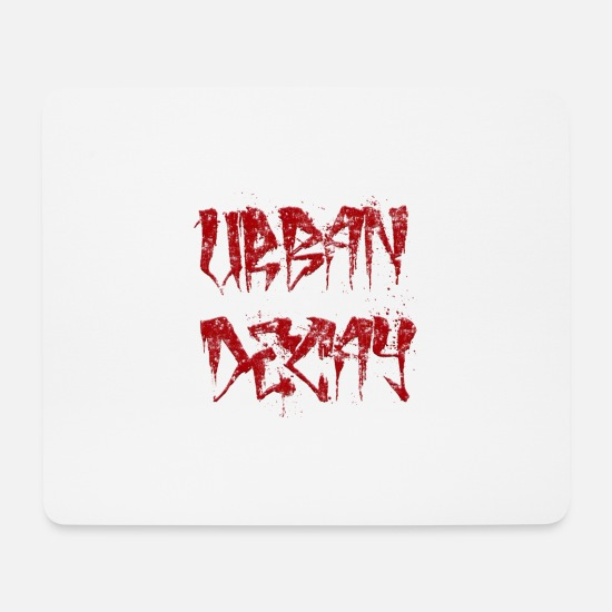 Urban Mouse Pads - Urban Decay - Mouse Pad white