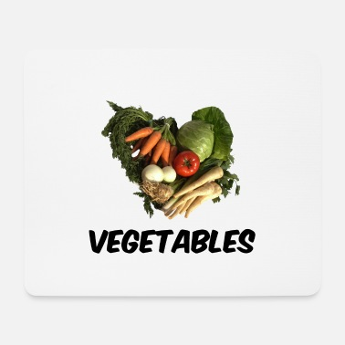 Vegetable VEGETABLES - Mouse Pad