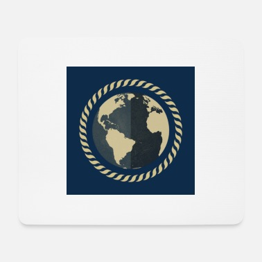 World The world / The world - Mouse Pad