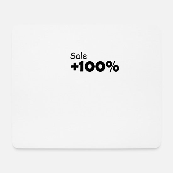 Sale Mouse Pads - Sale 100 - Mouse Pad white