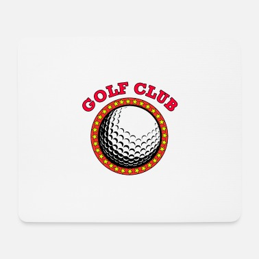 Golf Clubs Golf Club - Mouse Pad