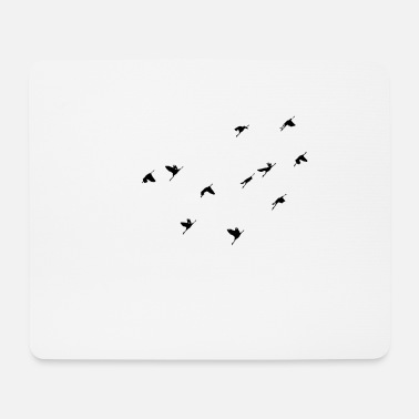 Flock Of Birds flock Of birds - Mouse Pad