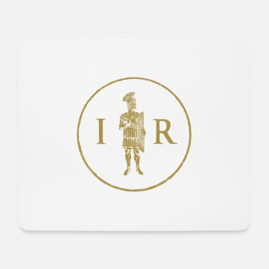 Initial Praetorian and Initials Pretorian and initial - Mouse Pad