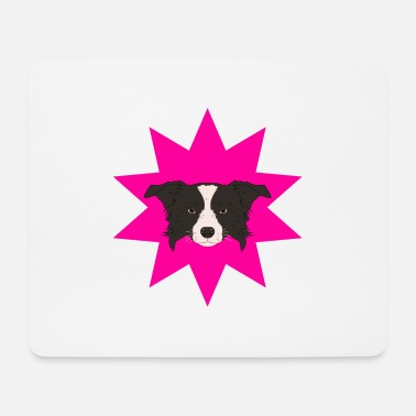 Collie collie - Mouse Pad
