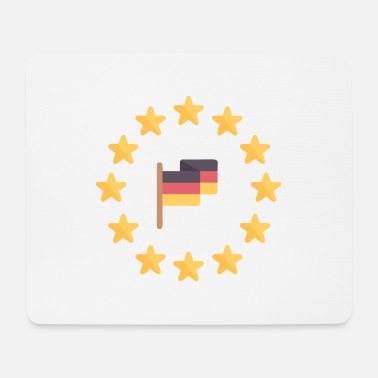 Central Europe Europe & Germany - Mouse Pad
