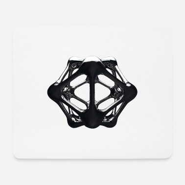 Abstract Abstract dodecagonal shape - Mouse Pad