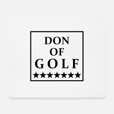Golfbälle Golf - Mousepad