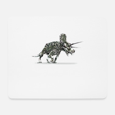 Triceratops Triceratops - Mouse Pad