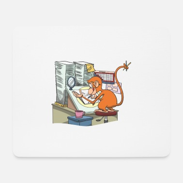 Animal Animator animation animator - Mouse Pad