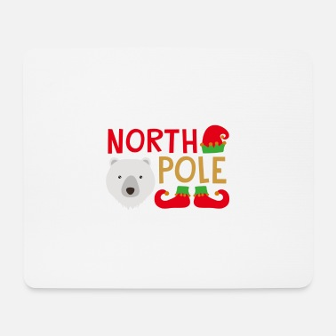 North Humberside North Pole - Mouse Pad