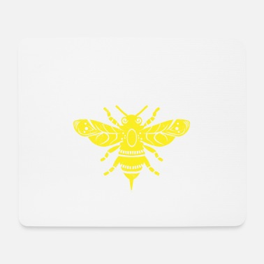 Father To Bee Tattoo Animals Be Happy Bee Gift Idea - Mouse Pad