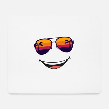 Sunglasses - Mouse Pad