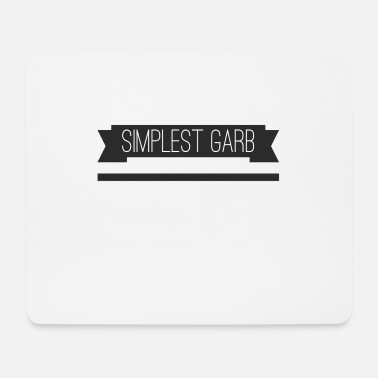 Costume SIMPLEST GARB - Mouse Pad