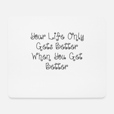 Anonymous Life - Mouse Pad