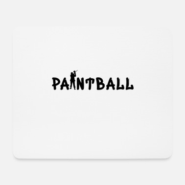 Paintball Paintball 'Paintball Special' - Mouse Pad