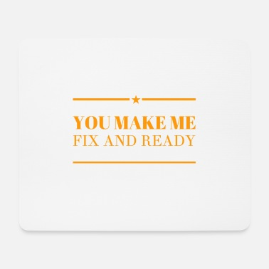 Exhaust You are exhausting - Mouse Pad