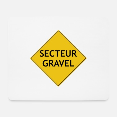 Sector Gravel sector - Mouse Pad