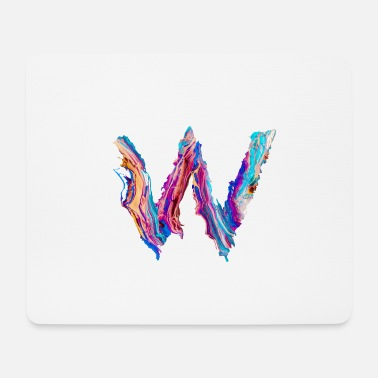 Personalisieren Abstract W - Mousepad