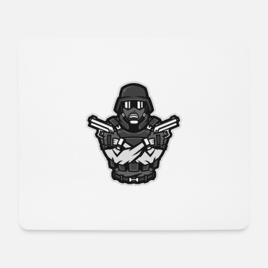 Special Forces Special Force - Mouse Pad