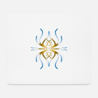 New Age New Age Symbol - Mousepad
