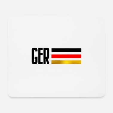 German German - Mouse Pad