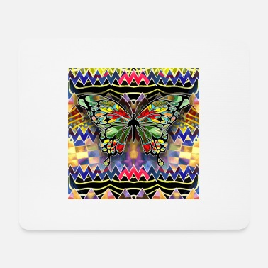 Animal butterfly - Mouse Pad