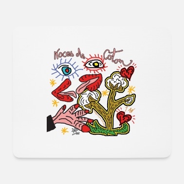Cotton cotton - Mouse Pad