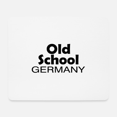 Patriot Old School Germany origin home gift - Mouse Pad