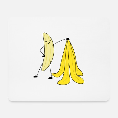 Funny Pictures Funny banana pictures - Mouse Pad