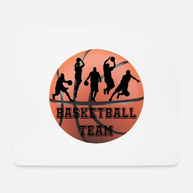 Basketball Team Basketball Team - Mouse Pad