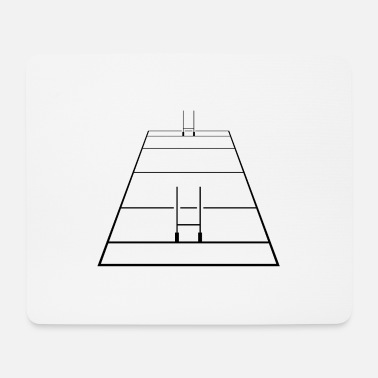 Rugby Rugby - Mousepad